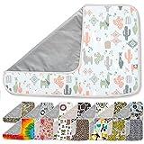 Premium Ironing Blanket Reversible Multipurpose Pad Silver Llama Lovers