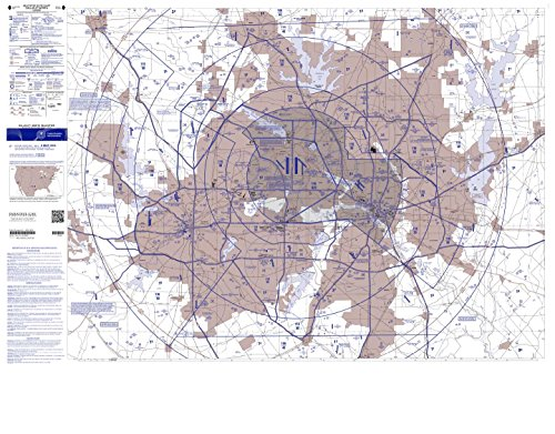 FAA Chart: VFR Helicopter DALLAS/FT WORTH HELDFW (Current - Maps Dallas Airport