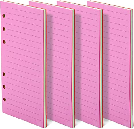 FILOFAX STANDARD REFILL LINED LOOSE PAPERS 100 pages .