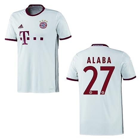 Seconda Maglia Home FC Bayern München Uomo