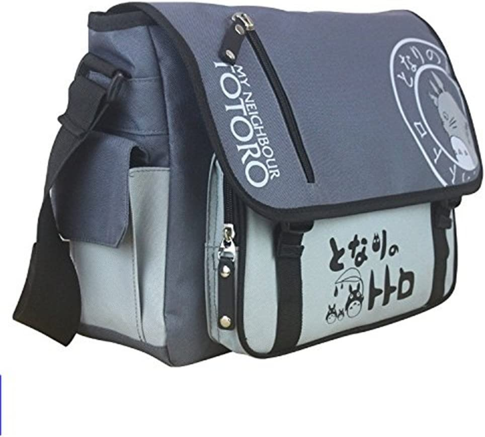 Anime My Neighbor Totoro Canvas Messenger Bag
