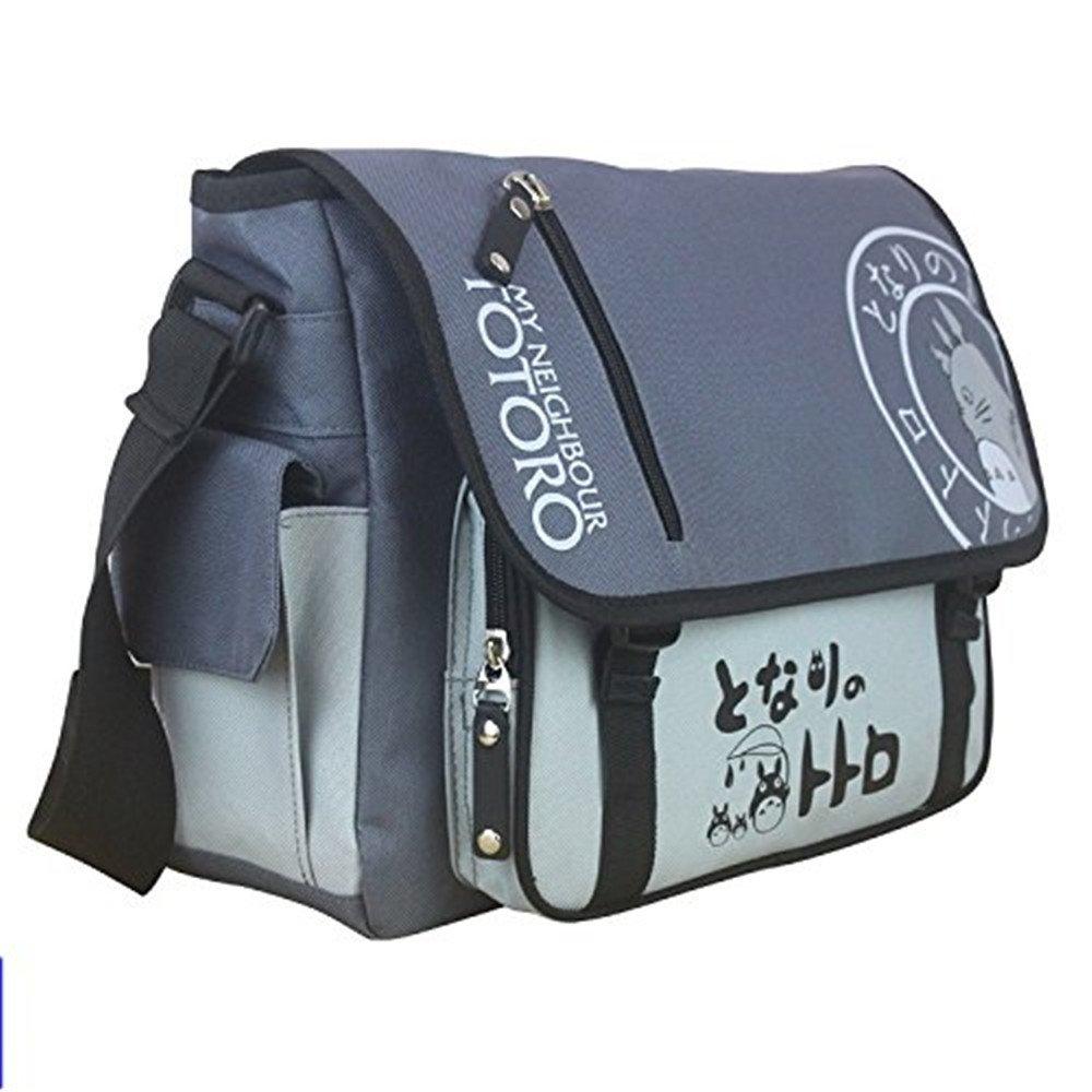 f2d30953cd Anime My Neighbor Totoro Cartoon Cosplay Messenger Bag Shoulder Bag ...
