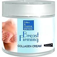 Crema Reafirmantes de Senos - La más Efectiva con Colàgeno Nativo y Elastina 200 ml - Tersura y Firmeza de la piel Crema Busto y Escote