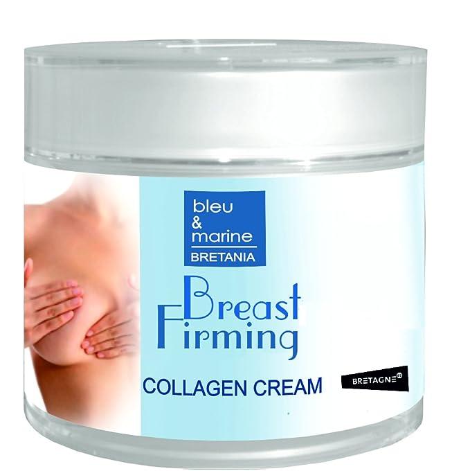 Crema Reafirmantes de Senos - La más Efectiva con Colàgeno Nativo y Elastina 200 ml - Tersura y Firmeza de la piel Crema Busto y Escote: Amazon.es: Belleza