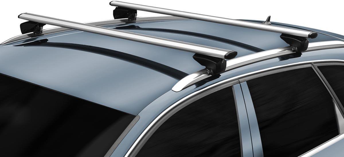 Aluminium Barres de toit Barres de Lince Mitsubishi Outlander phev /à partir de 2014/90/kg aufliegende reling