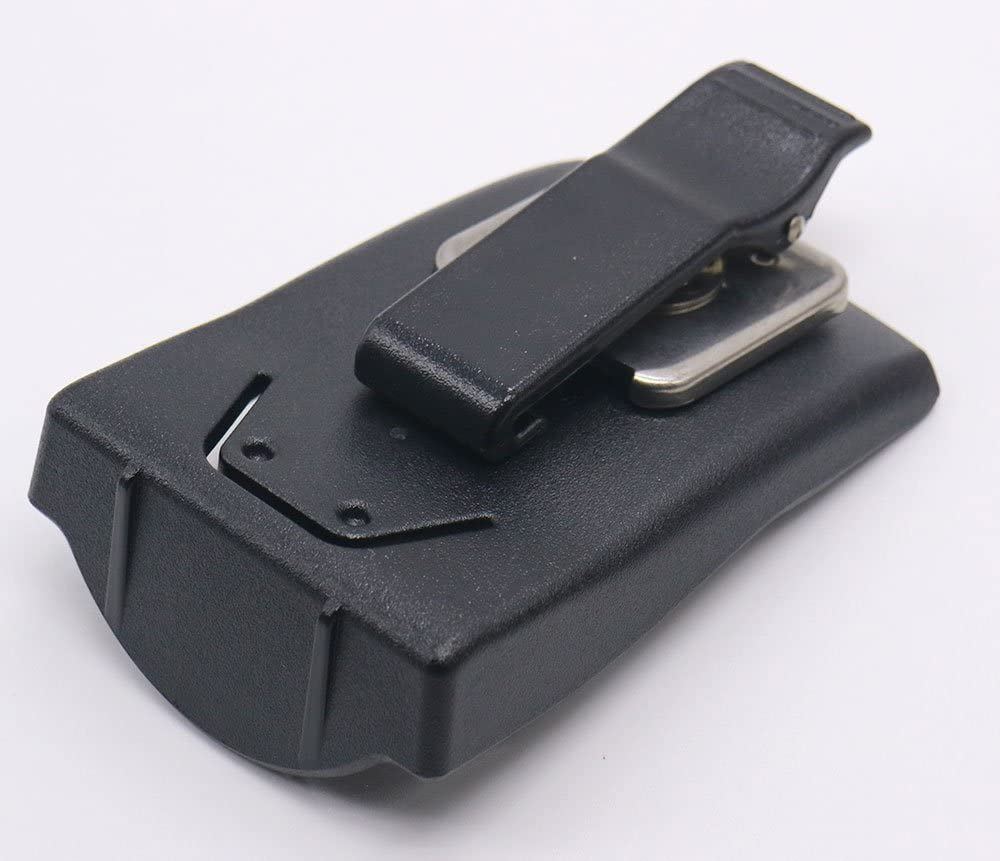 HKSUNKIN HARD Plastic Holster Case For Motorola Radio GP344 GP388 GP644 GP328 plus GP338 plus JMZN4023A