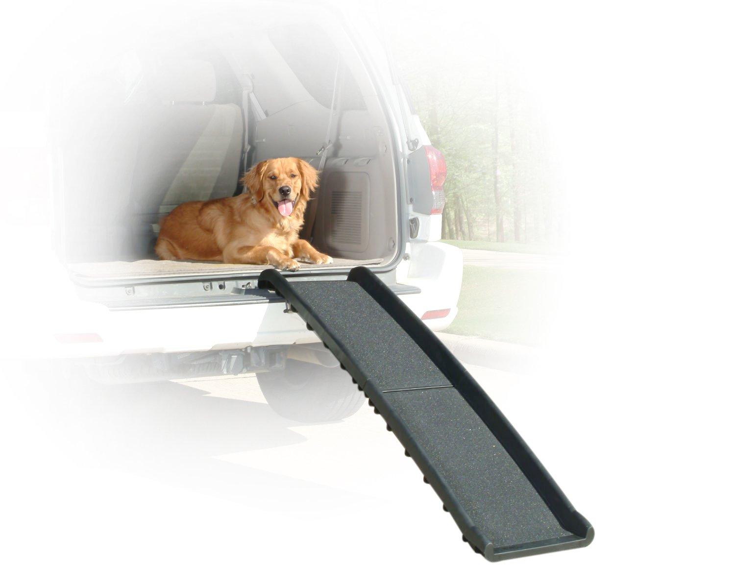 2. Solvit Ultralite Bifold Pet Ramp