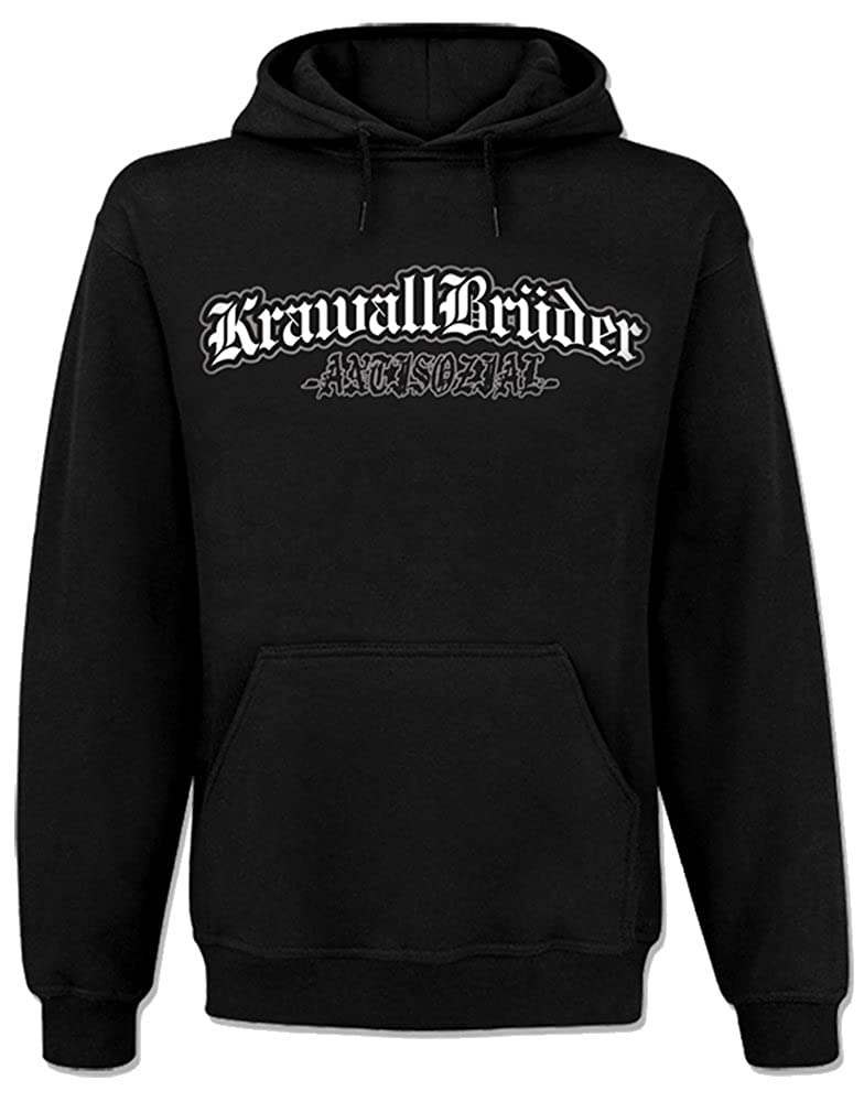 Krawallbrüder - Arrogant & Antisozial Kapuzenpullover