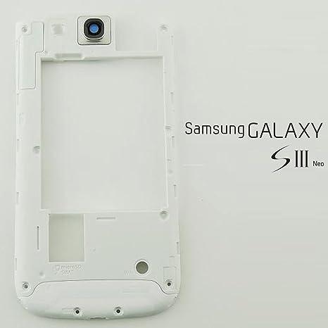 Carcasa Intermedia Samsung Galaxy S3 Neo GT-I9301GT-I9301i ...