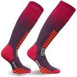 Eurosocks Ski Zone Snow Skiing Socks -1112