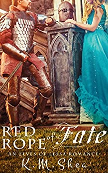 Red Rope of Fate: An Elves of Lessa Romance by [Shea, K.M.]