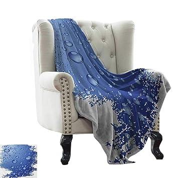 Marvelous Amazon Com Lswow Soft Blanket Microfiber Grunge Wet Surface Ibusinesslaw Wood Chair Design Ideas Ibusinesslaworg