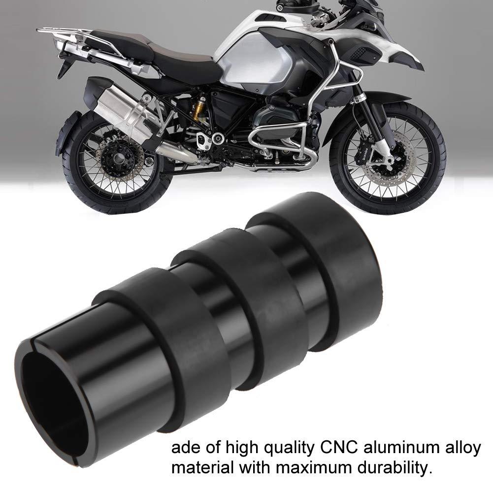 Gear Shifter Lever Motorcycle CNC Aluminum Alloy Shifter Shift Gear Lever Peg Enlarger for R1200 GS Adventure 2014-2017 Black