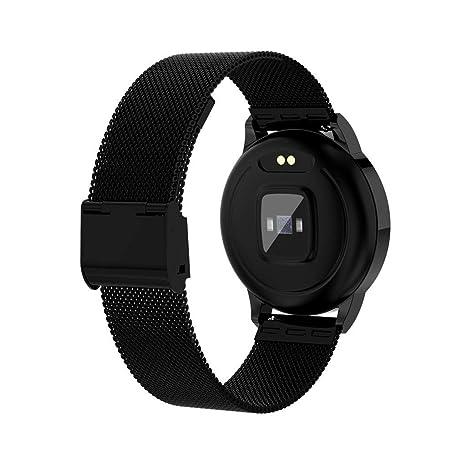 Amazon.com: MK07 Smart Watch Sport Fitness Sleep Monitor ...