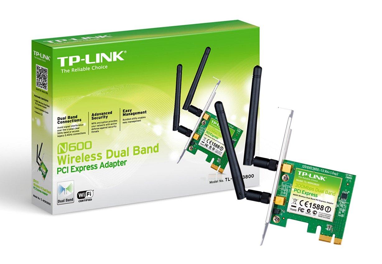 TP-Link TL-WDN3800 - Tarjeta de Red