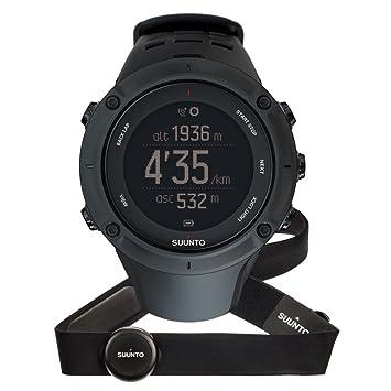 SUUNTO Ambit3 Sport - Reloj GPS para actividades multideporte con conexión móvil: Amazon.es: Deportes y aire libre