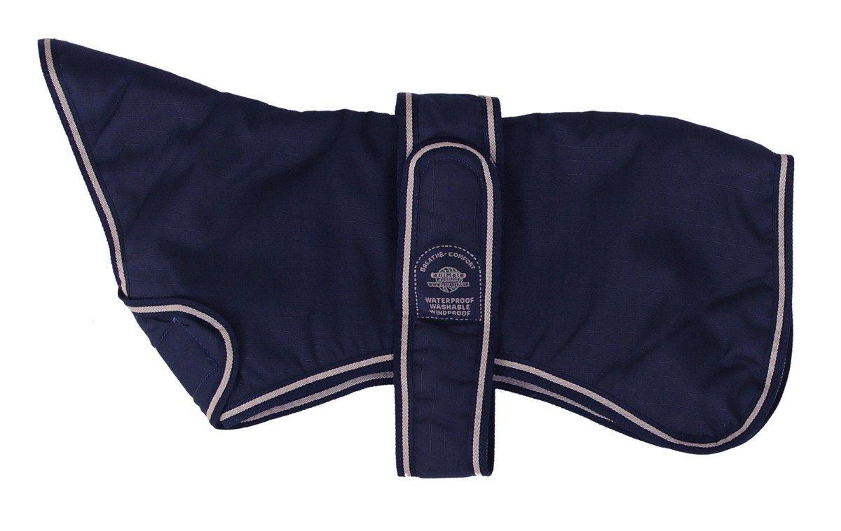 Outhwaite Manteau rembourré Marine Bluehound Manteau pour Chien, 55,9cm, Bleu Marine The Animate Company Ltd DJW22GPB
