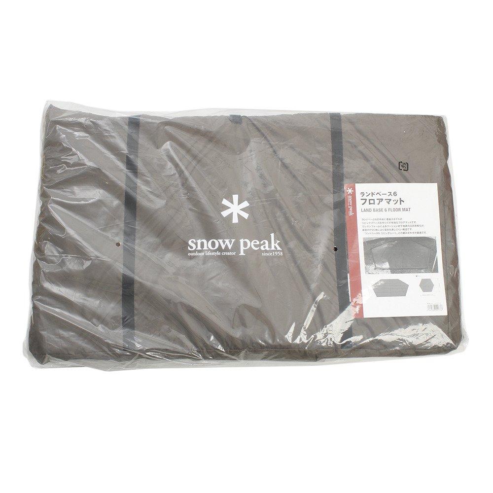 スノーピーク(snow peak) ランドベース6 フロアマット TM-626