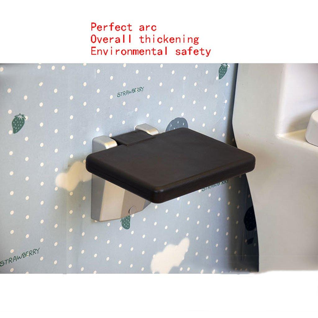 Amazon.com: Bathroom Folding Stool Old Shower Stool Tub Chair Bench ...