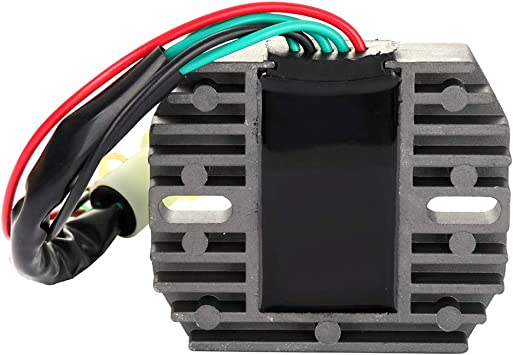 Caltric Regulator Rectifier for Mercury Marine 75 Hp 75Hp 75-Hp 4-Stroke Engine 2000-2005