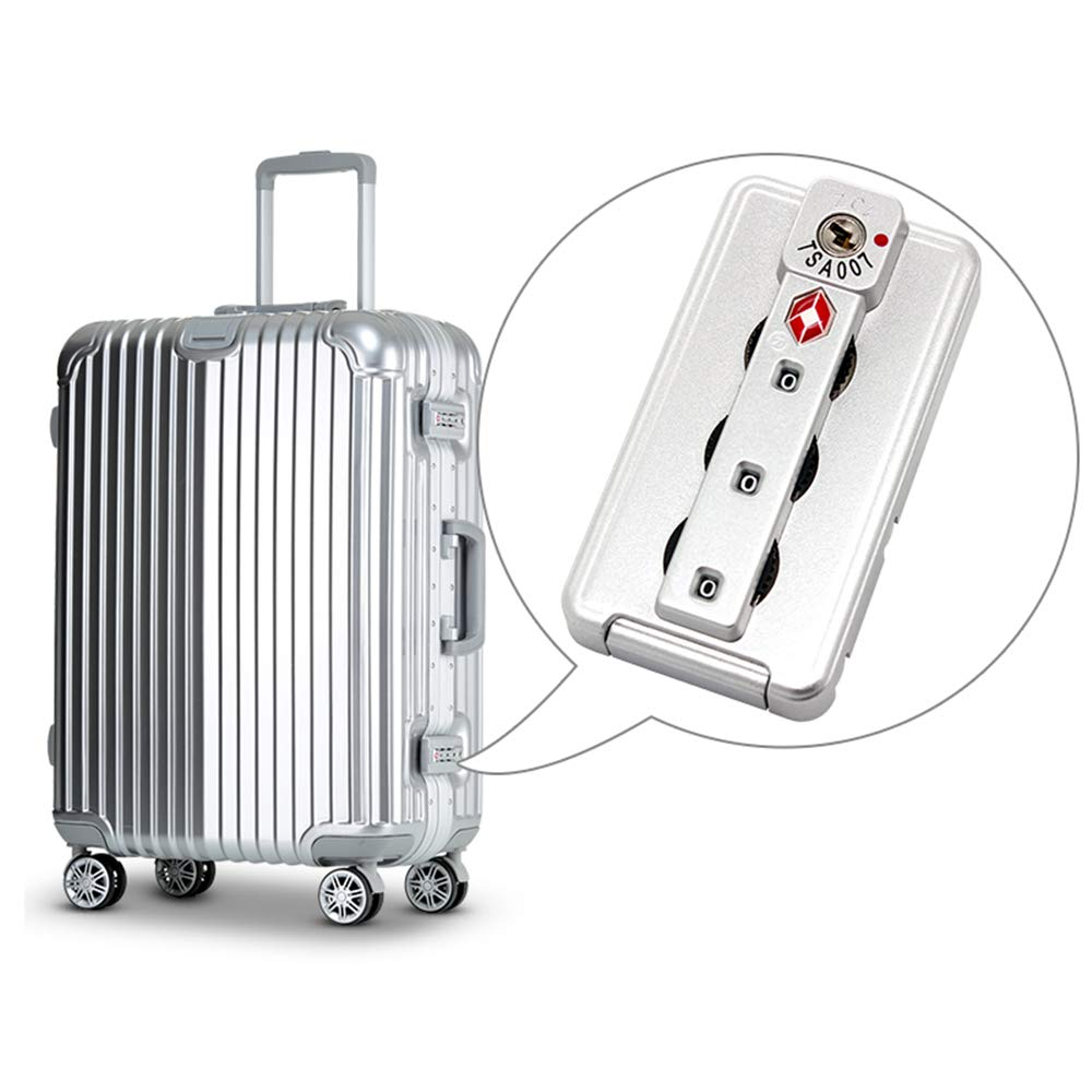Set of A pair YF Travel Luggage//suitcases Password lock Replacement Accessories parts ZCL S049