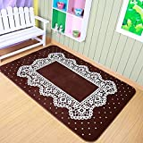 Farley Velvet Carpets Bedroom Rugs 130x185cm Area Rug Children Play Game Floor Mat Easy To Clean, Decorate Your Room, Beautify Home.