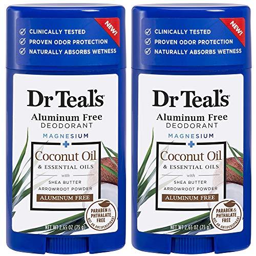 Dr Teals Aluminum Free Deodorant product image