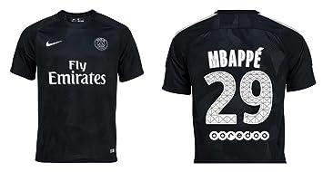 Maillot THIRD Paris Saint-Germain Kylian MBAPPE