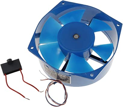Ventilador de Soldadura 220V 50Hz 26W Miniatura Máquina de ...