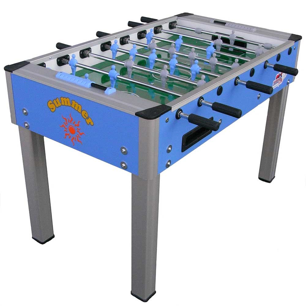 Roberto Sport Outdoor Summer Free International Foosball Table