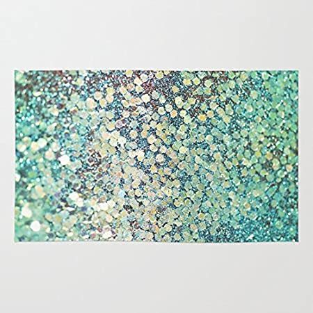 61e69cRjqbL._SS450_ 50+ Mermaid Themed Area Rugs