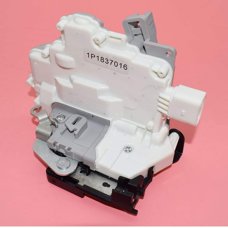 1P1 837 016 For VWS Eos Seat Leon Altea Altea XL Toledo III 07 08 09 10 11 12 13 14 15 16 New Passenger Door Lock Latch Actuator Front Right 1P1837016