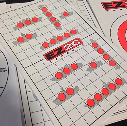 Review EZ2C Targets Style 22 – Sink the Boats! Shooting Range Fun Game (25 Pack)
