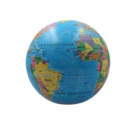 Amazon glovion battery powered 55 inch revolving magic world glovion battery powered 55 quot inch revolving magic world globe auto rotating light up globe gumiabroncs Images