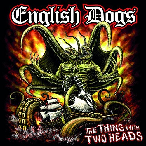 The Thing With Two Heads by English Dogs (2014-09-16)