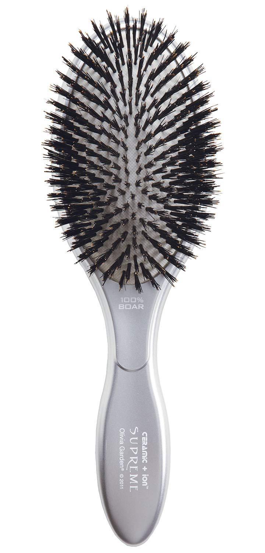 Olivia Garden Ceramic + Ion Supreme Paddle Hair Brush