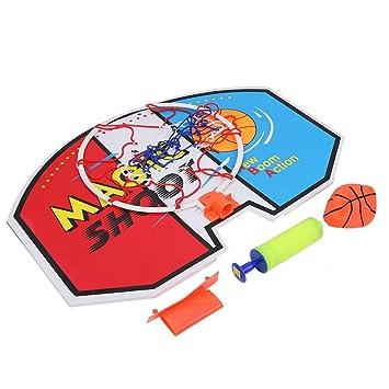 Mootea Soporte de Baloncesto para niños, Deportes al Aire ...