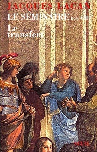 Download Le Séminaire, livre VIII : le transfert ebook