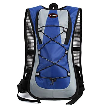 Bolsa de agua bestware 5L Camelback mochila ciclismo Packpack viaje mochila de agua mochila, Azul: Amazon.es: Deportes y aire libre