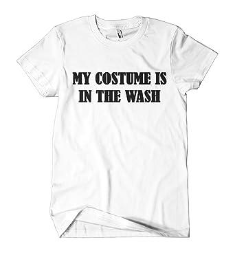 Estacional Special - Mi disfraz está en la camiseta Wash: Amazon ...