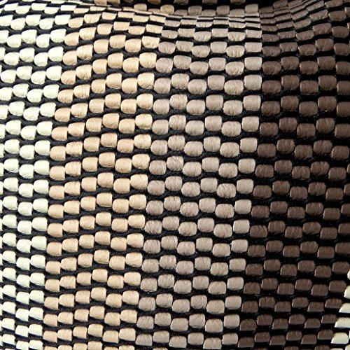 Borsa in pelle Gianni Contiin bianco e nero taupe marrone - 36x35x14 cm.