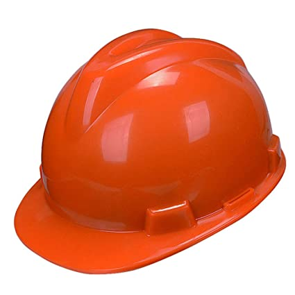 """YAN JUN Casco de construcción casco ajustable con respiraderos""""fríos"""", ANSI-obediente"""