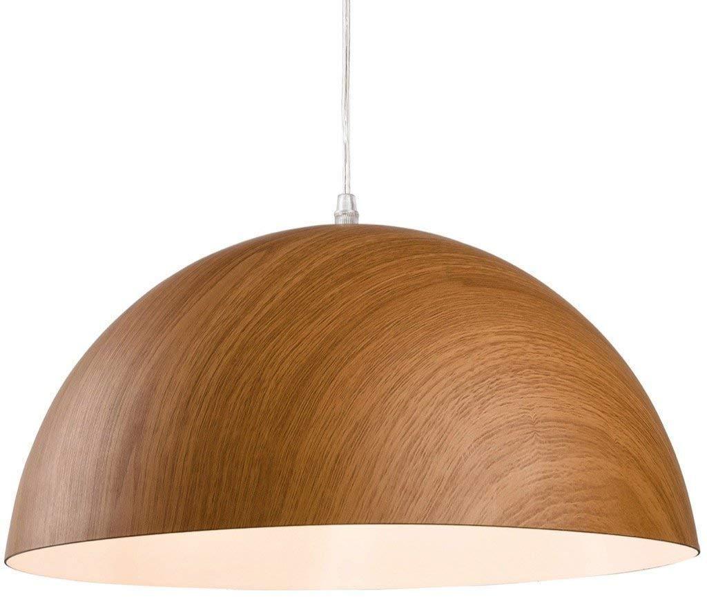 Firstlight 3443 60 W Forest Anhänger, braun Holz