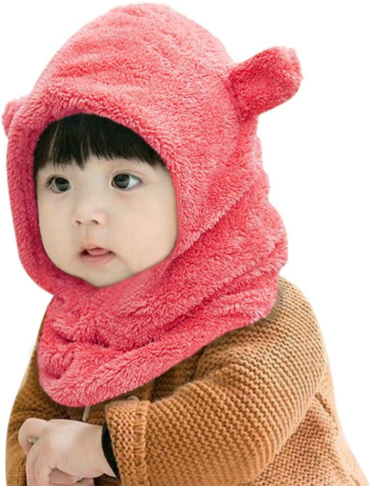 Jixin4you 3 en 1 Cagoule Bonnet en Peluche Enfant Adulte Echarpe Gants Cache Oreilles D/éguisement Photographe Blanc Chient