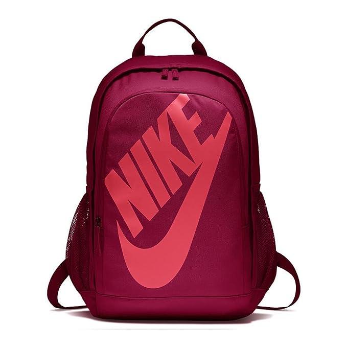 Nike Mens NK HAYWARD FUTURA BKPK - SOLID BA5217-677 - TEAM RED BLACK ... 9618351669b84