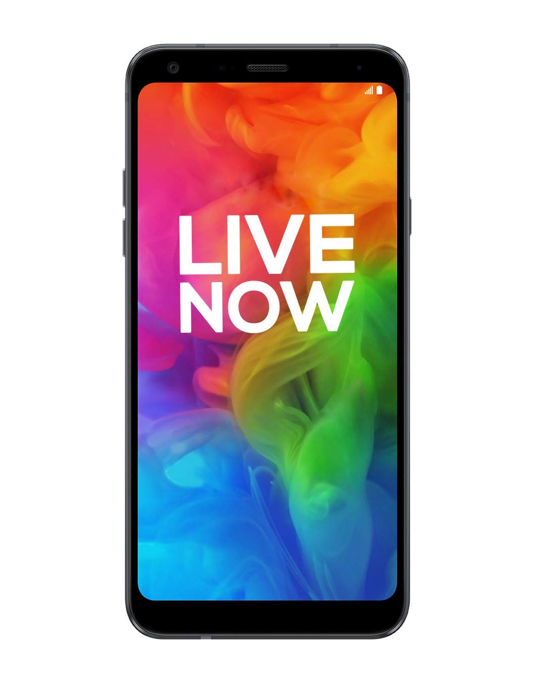 4. LG Q7 (Aurora Black, 3GB RAM, 32GB Storage)