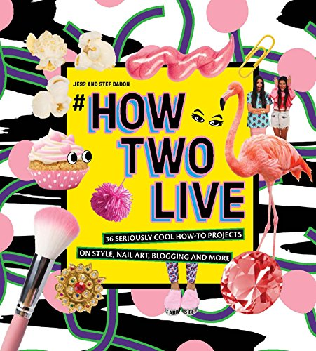 #howtwolive: 36 Seriously Cool How-To Projects on Style, Nail Art, Blogging and - Festival Blog Style