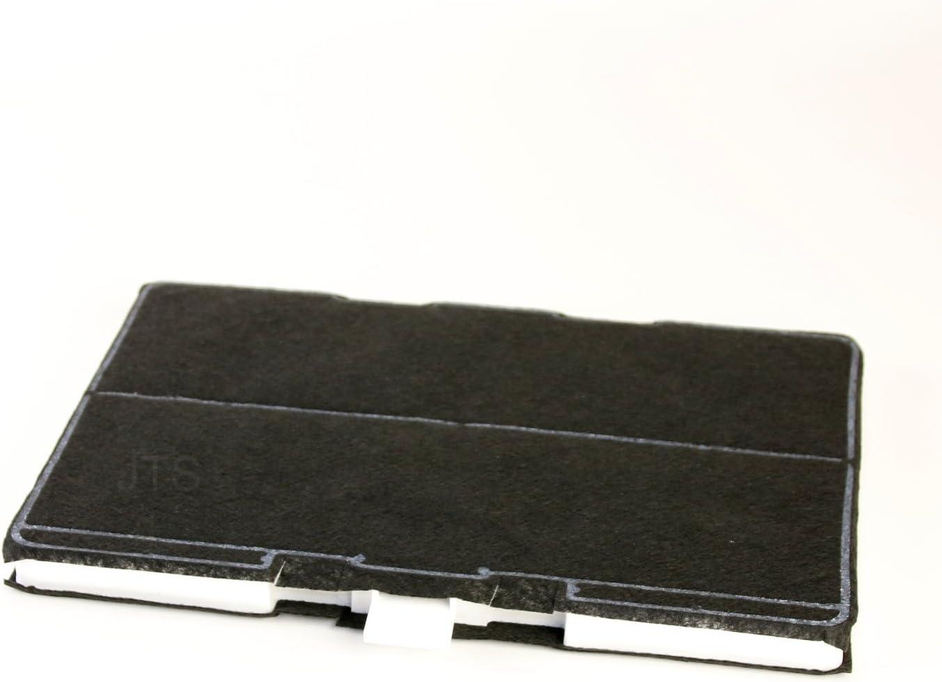 Filtro de carbón activo filtro de carbón para recirculación Alimentado por Campana Repuestos para Bosch DHZ5345, DHZ5346, DHZ5385, DHZ5245, DHZ5246, DHZ5285: Amazon.es: Grandes electrodomésticos