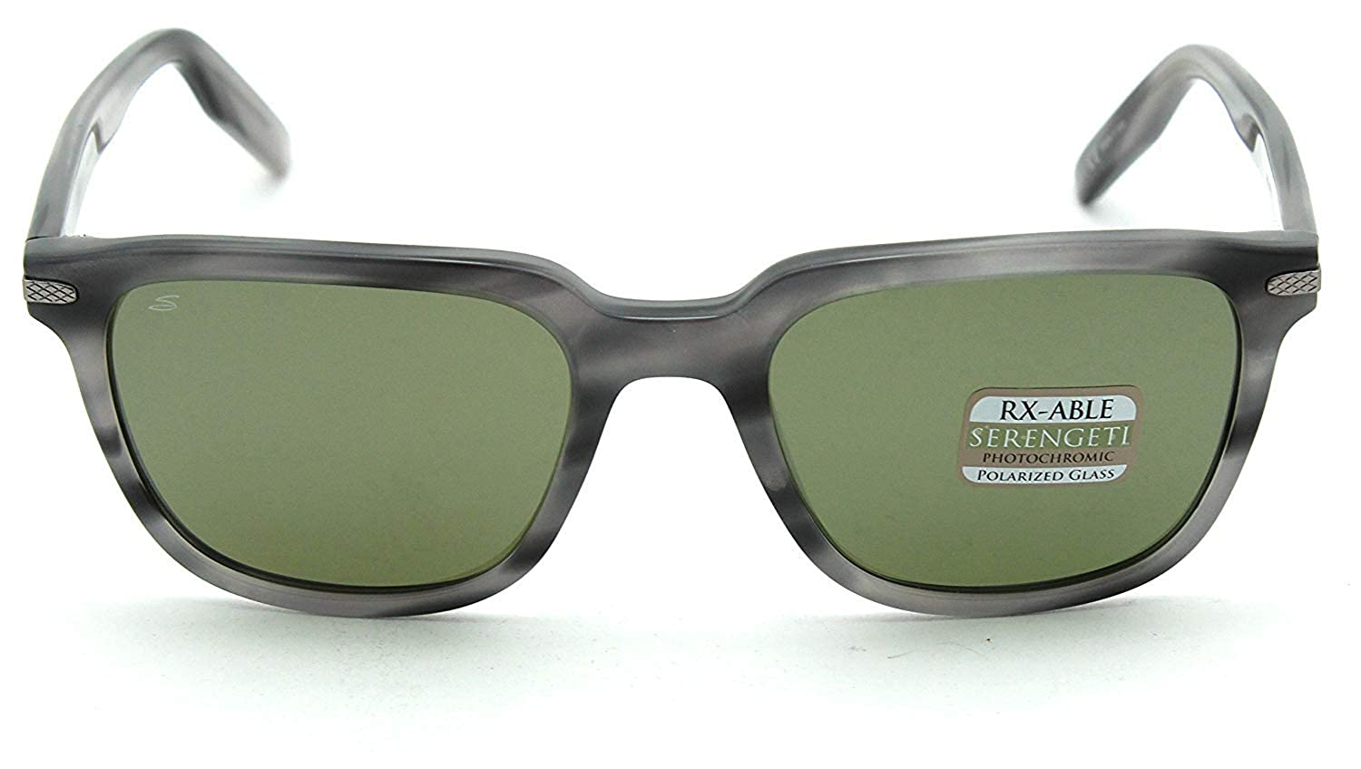 7448ac2636f Amazon.com  Serengeti Mattia Unisex Sunglasses Drivers Polarized NM 555  Lens (8475)  Clothing