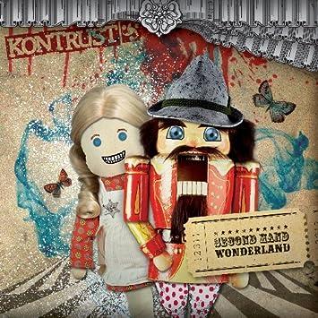 amazon second hand wonderland kontrust ヘヴィーメタル 音楽